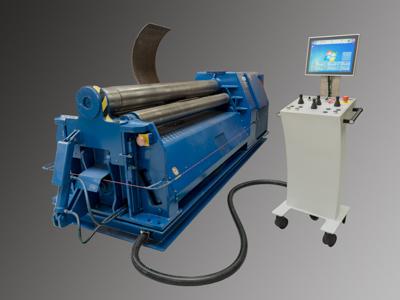 Roundo PASS 205 met Swebend Seven CNC