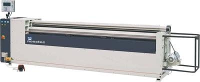 Nosstec 8268 CNC | Luna | platenwals | plaatwals | CNC besturing