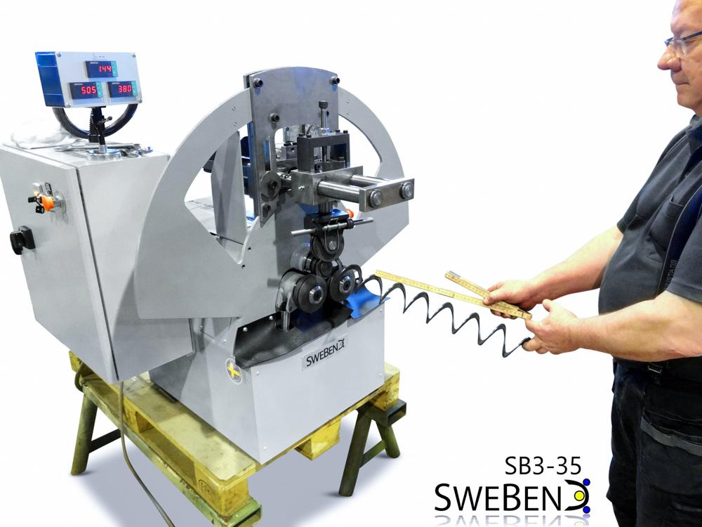 J. Venema B.V. | SweBend AB | speciale vormmachines | profielwalsen | plaatwalsen