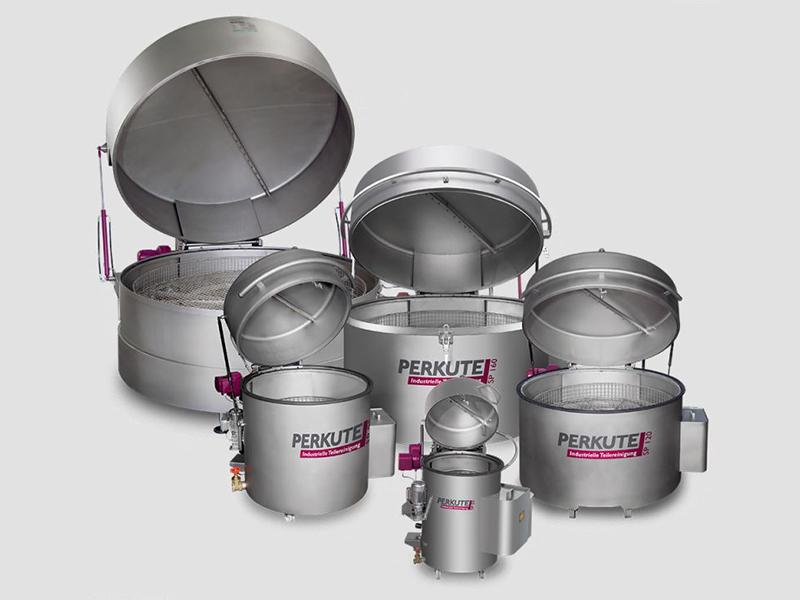 J. Venema B.V. | PERKUTE Maschinenbau GmbH | industriële reinigingsmachines | Clean-o-mat SP serie